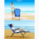 Шезлонг для пляжа, на дачу, дачный шезлонг Welfull YZ22003