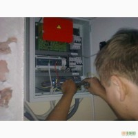 Электрик одесса. замена пробок на автоматические выключатели, замена автоматов