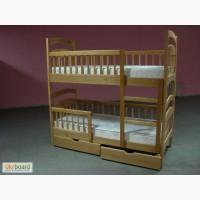 В Наличии! Двухъярусная кровать-трансформер Карина Люкс с ящиками скидка с матрасами