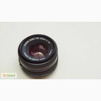 Объектив Canon FD 50mm F1.8 №3795069
