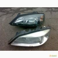 Продам оригинальные одиночные фары на Opel Astra G