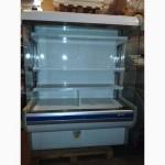 Холодильный стеллаж бу, Холодильная горка регал б/у купить