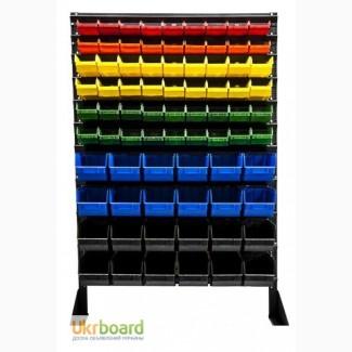Стеллажи торговые и складские с ящиками 700-702