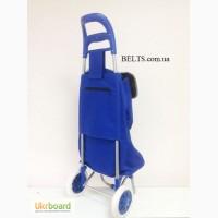 Удобная сумка на колесах для путешествий и магазинов