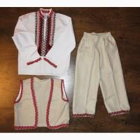 Украинский костюм на 2-5 лет