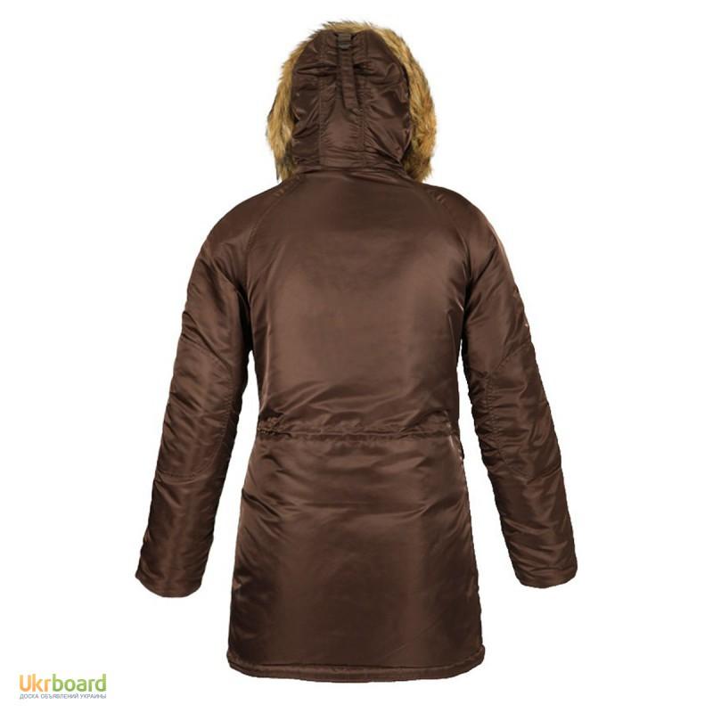 Куртка Аляска Женская Купить