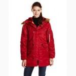 Куртка N-3B Womens PARKA женская зимняя парка Альфа Индастриз Аляска Alpha Industries