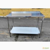 Продам разделочный стол из нержавейки. Новый