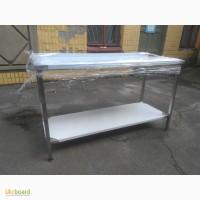 Разделочные столы из нержавейки бу