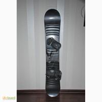 Легенда: сноуборд Elan Vertigo 2012, крепления Burton Malavita 12, чехол Dakine