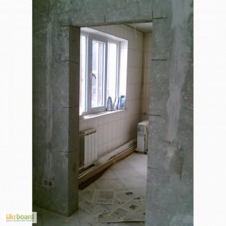 Алмазная резка проёмов без пыли в бетоне, кирпиче