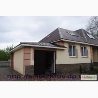 Строительство домов и коттеджей под ключ в Днепропетровске. Канадская технология