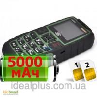 Телефон Противоударный Nokia Land Rover АК 8000 Батарея 5000мач