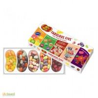 Конфеты Jelly Belly Fabulous Five 26 вкусов