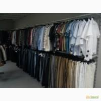 Продам торговое оборудование (стеллажи торговые) для одежды. Дешево