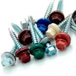 Саморізи для металочерепиці