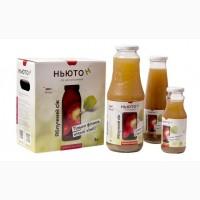 Продам натуральный яблочный сок прямого отжима ТМ Ньютон