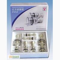 Вакуумные банки Yifang Cupper (8 штук) - массажные банки