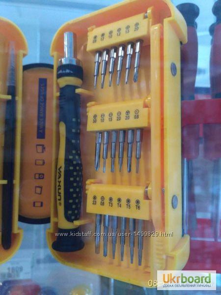 Фото 10. Набор инструментов YX-6029A отвертки iPhone iPad Набор новый в розничной упаковке