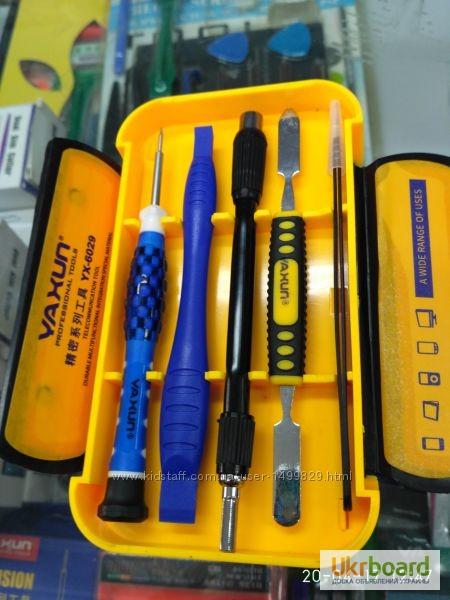 Фото 2. Набор инструментов YX-6029A отвертки iPhone iPad Набор новый в розничной упаковке