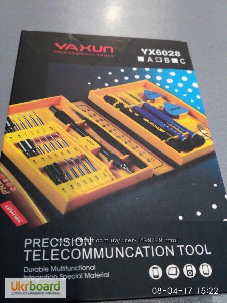 Фото 8. Набор инструментов YX-6029A отвертки iPhone iPad Набор новый в розничной упаковке