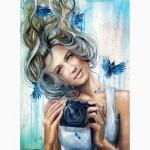 Портрет маслом по фотографии