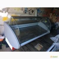 Продам б/у холодильные витрины различных производителей в хорошем состоянии