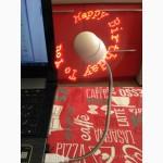 Компактный USB-вентилятор с подсветкой для ноутбука