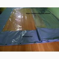 ПВХ шторы (перегородки) для автоМойки