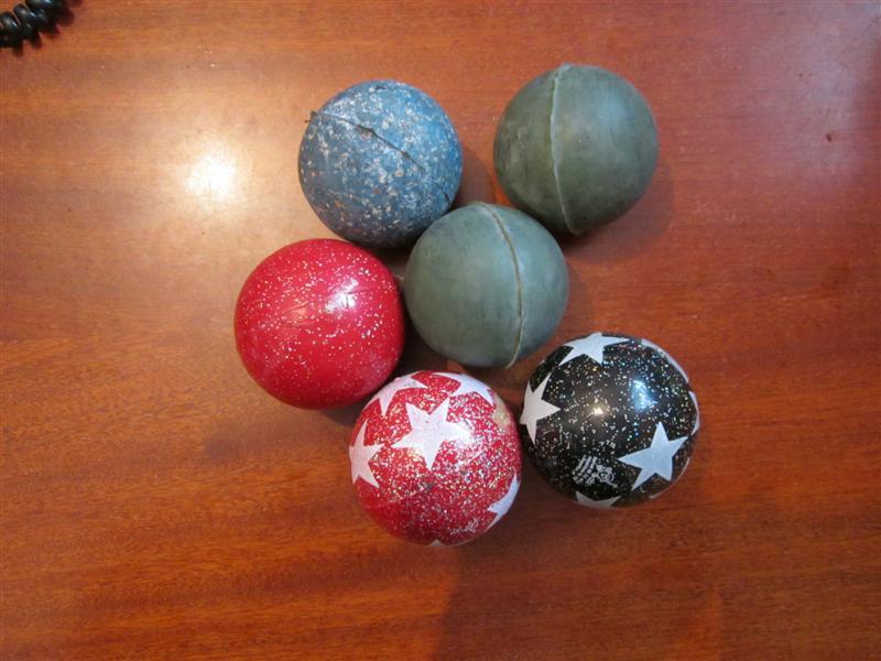 Мячики для метания своими руками 91