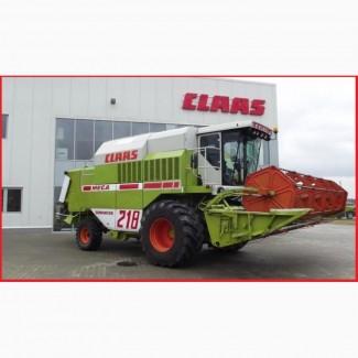Продам Комбайн CLAAS Dominator 218 Mega, кондиціонер. Розпродаж! Торг