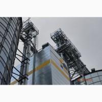 Поточная зерновая сушилка Арай | Купить энергосберегающая зерносушилка для кукурузы