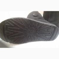 Угги ботинки сапожки, верх экозамш, внутри овчинка