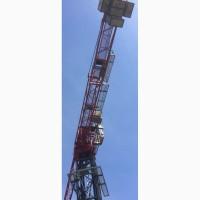 Продаем башенный верхнеповоротный кран JOST JT120-8, 8 тонн, 2008 г.в