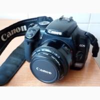 Продам фотоаппарат цифровой зеркальный Canon EOS 400 D