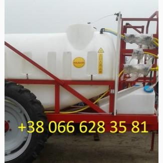 ОП- 2000/2500 Продаю причіпний обприскувач Polmark 2000/2500 л