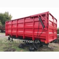 Прицеп тракторный самосвальный, зерновоз 2птс-9, 2птс-12, птс, нтс