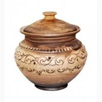 Горшок для запекания Покутская Керамика 750мл