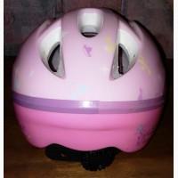 Велошлем для девочки, 50-56см