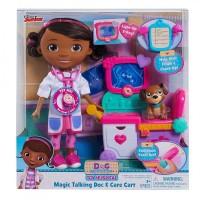 Кукла Доктор Плюшева с больницей