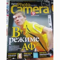 Журналы Photo Camera + диски 138