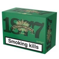 Импортный табак для самокруток Golden Virginia Classic - DUTY FREE