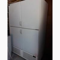 Шкаф холодильный б/у глухая дверь Технохолод