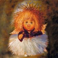 Картина в детскую комнату - Маленькая Жизель