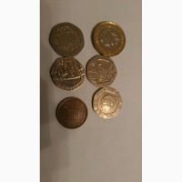 Англия фунты