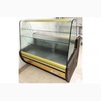Кондитерская витрина COLD С-14G б/у, холодильная кондитерская витрина