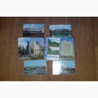 Набор открыток Сумы