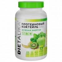 Протеиновый коктейль DIETALIKA Зеленая энергия Арт Лайф