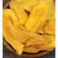 Сушеное манго без сахара