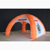 Надувной бескаркасный шатер